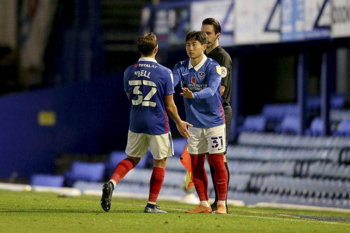 Portsmouth v West Ham United U21 - EFL Trophy