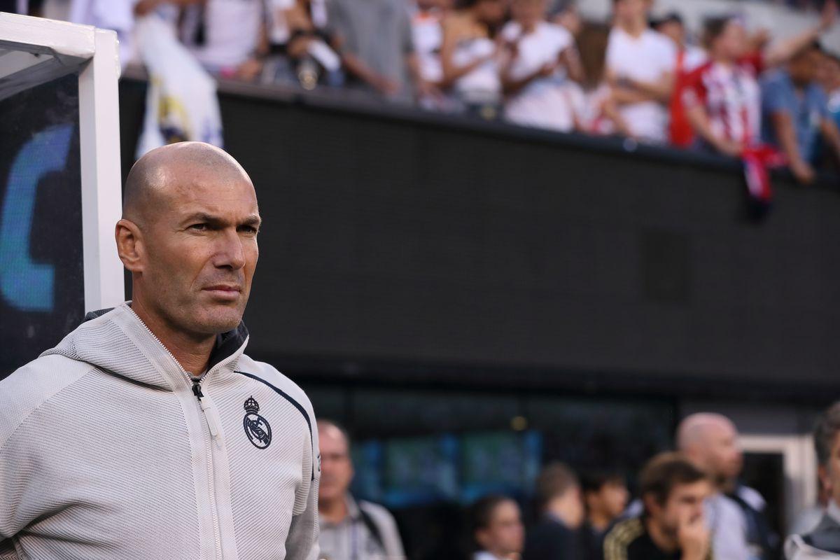 Real Madrid v Atletico de Madrid - 2019 International Champions Cup