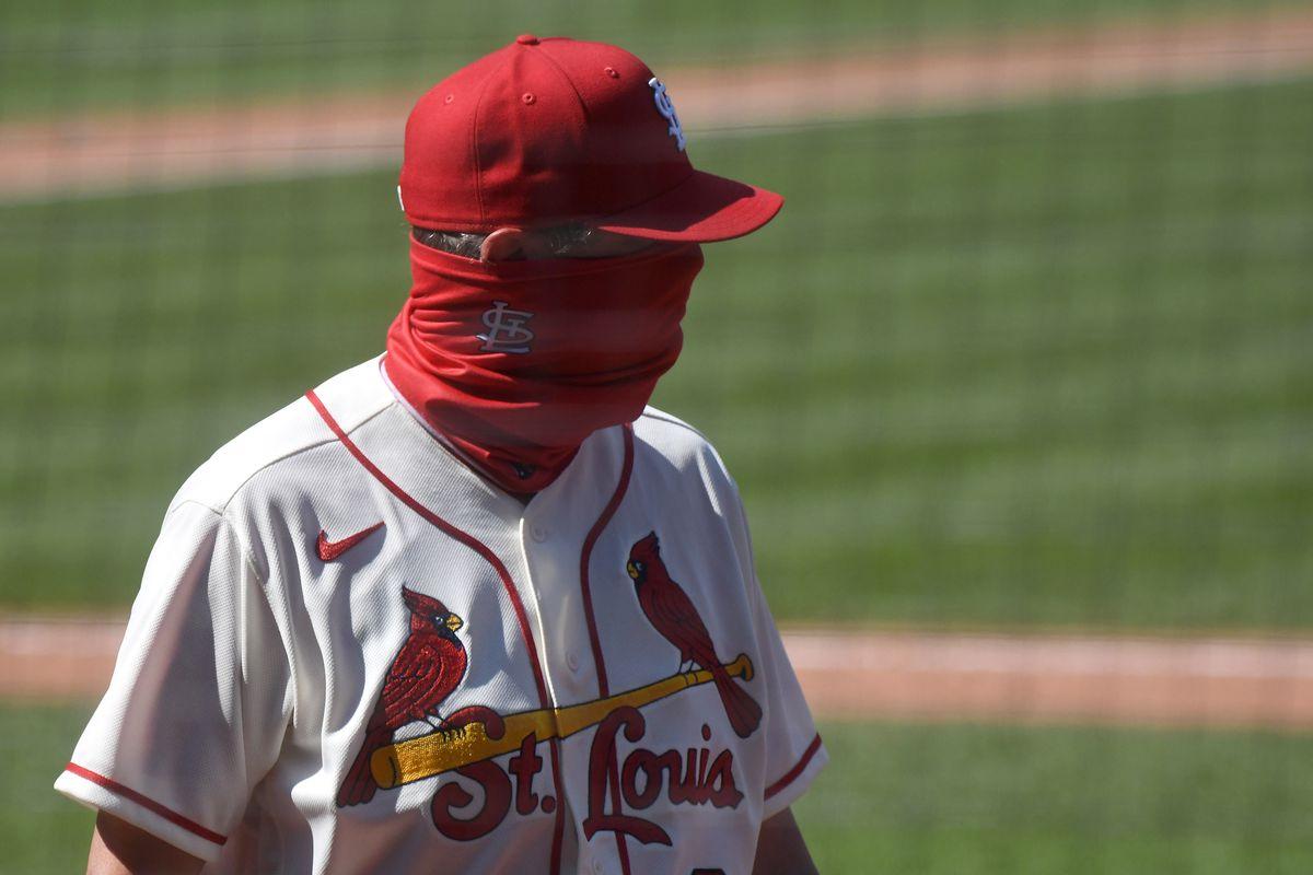 MLB: JUL 25 Pirates at Cardinals