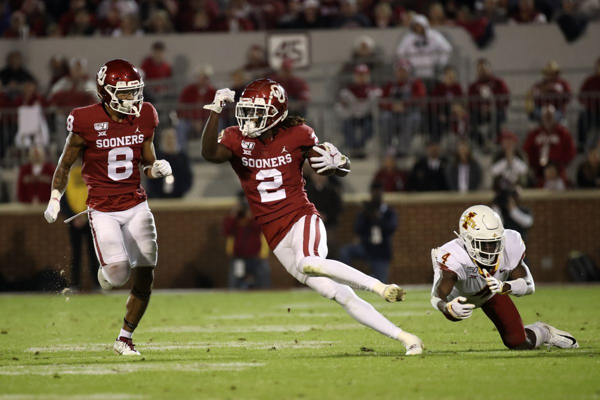 Oklahoma Football Sporting News 2020 Nfl Mock Draft