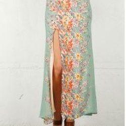 """<a href=""""http://www.singer22.com/skirts.html""""> lovers + friends Lovestone skirt</a>, $128 singer22.com"""