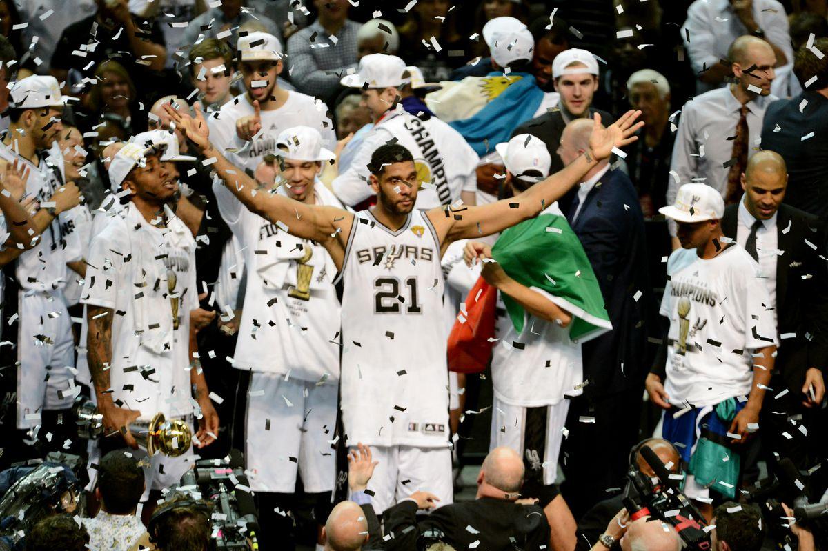 2014 NBA Finals Game Five