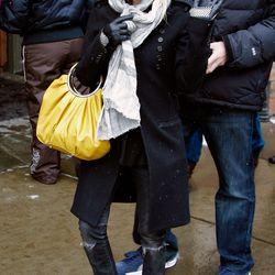 Mary-Kate Olsen, 2008