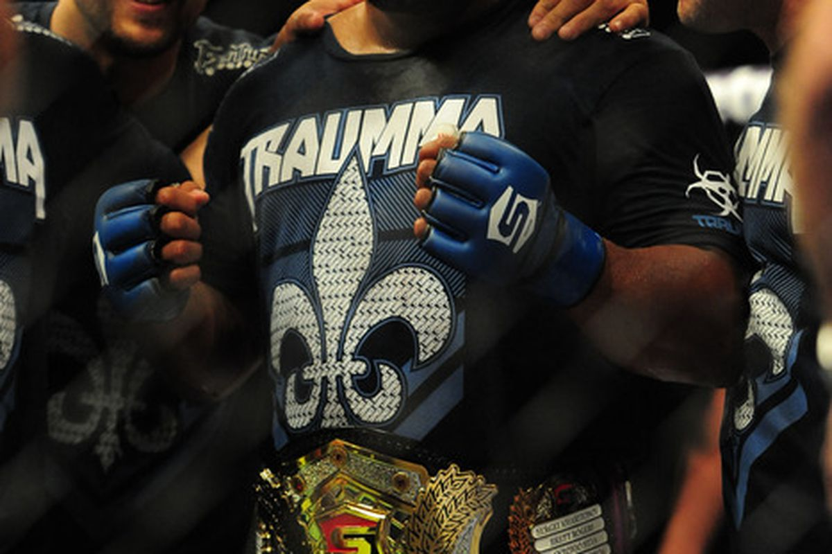 Strikeforce: Barnett Vs. Cormier Results And Post-Fight ...