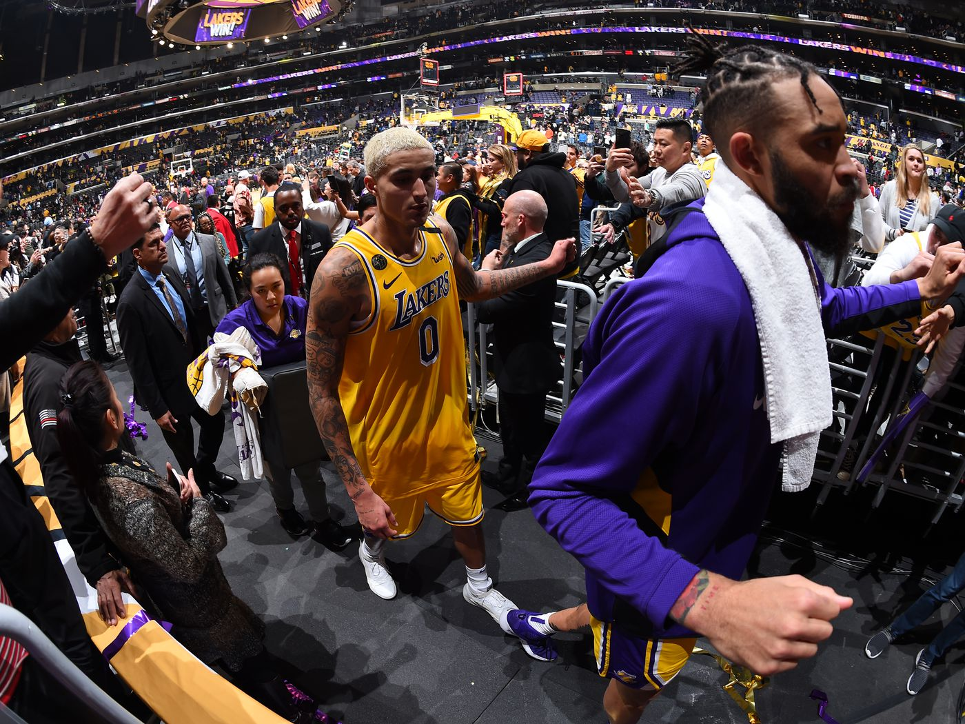 Kyle Kuzma Has To Live Up To The Commitment The Lakers Have Made