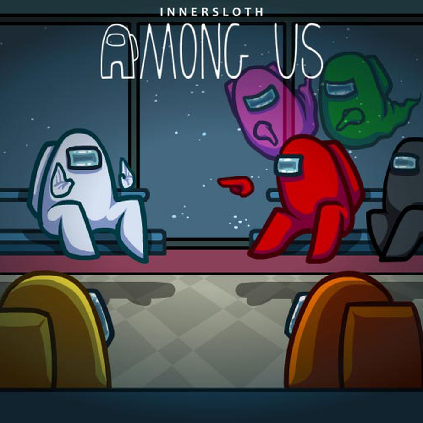 Among Us Is So Popular That Its Developers Just Canceled The Sequel The Verge