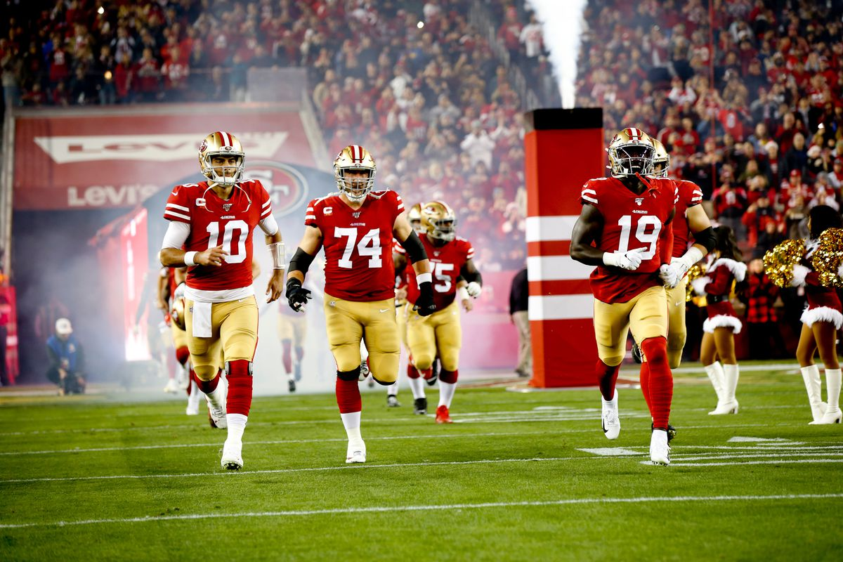 Pff Projects The 49ers To Have Three Elite Players In 2020 Kittle Sherman And Bosa Niners Nation
