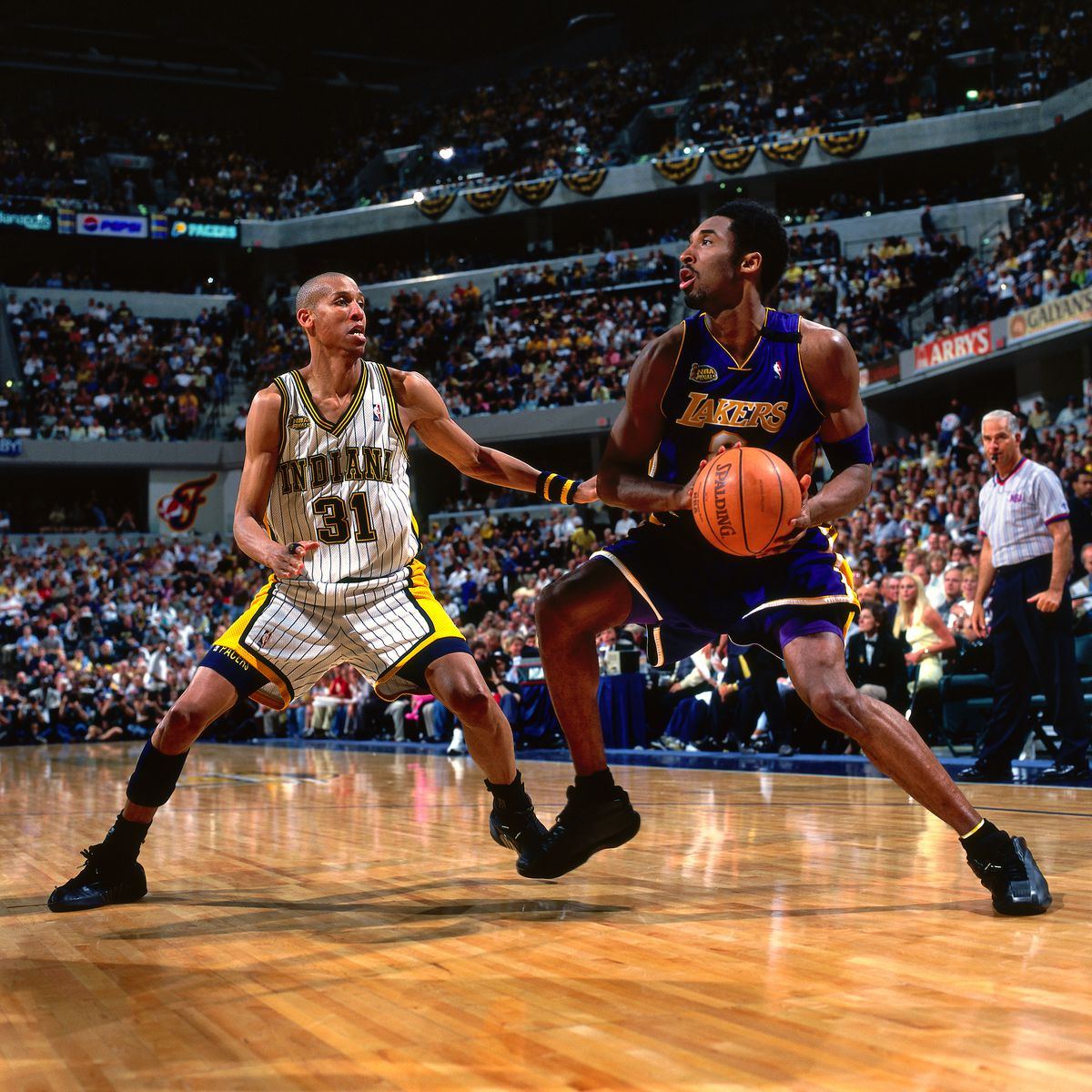 2000 NBA Finals - Los Angeles Lakers v Indiana Pacers