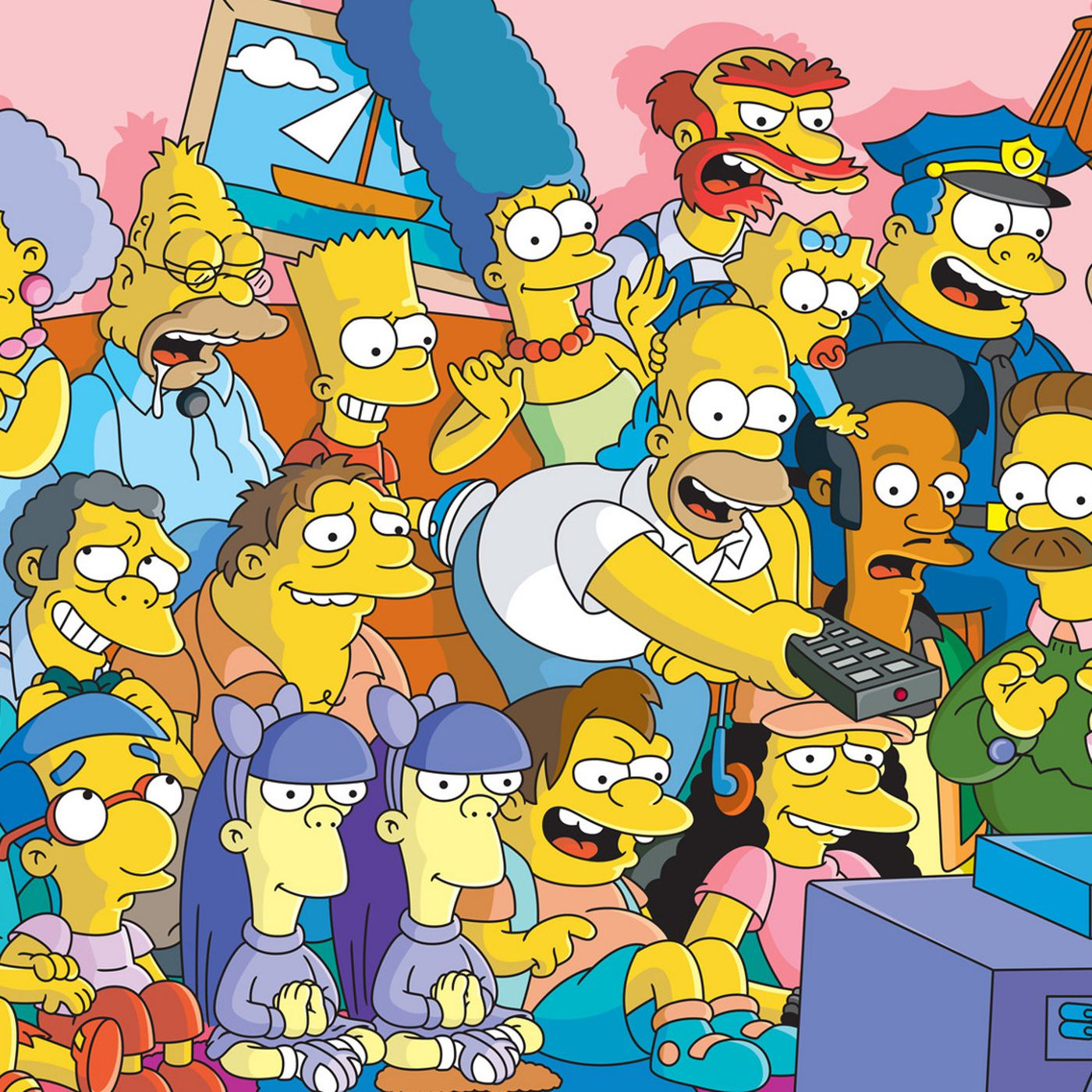 Animated Porn Gif Lisa Simpsons how an episode of the simpsons is made | the verge