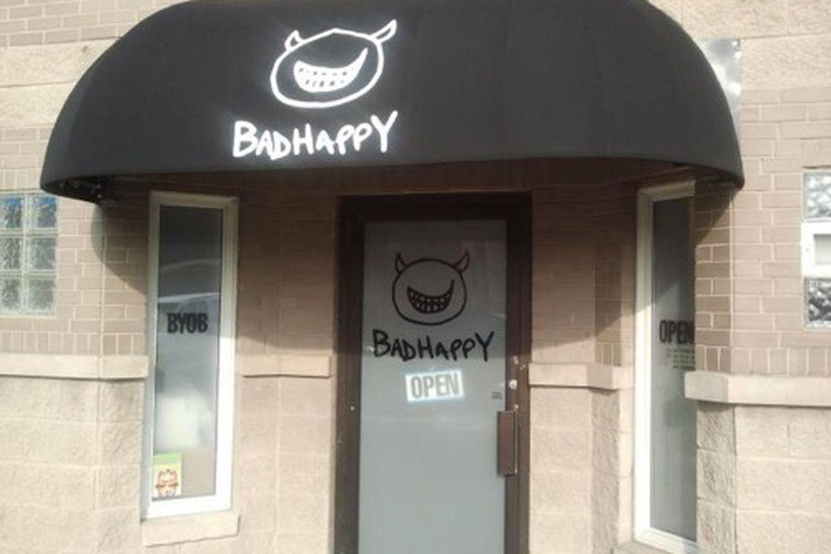 BadHappy's Original Location