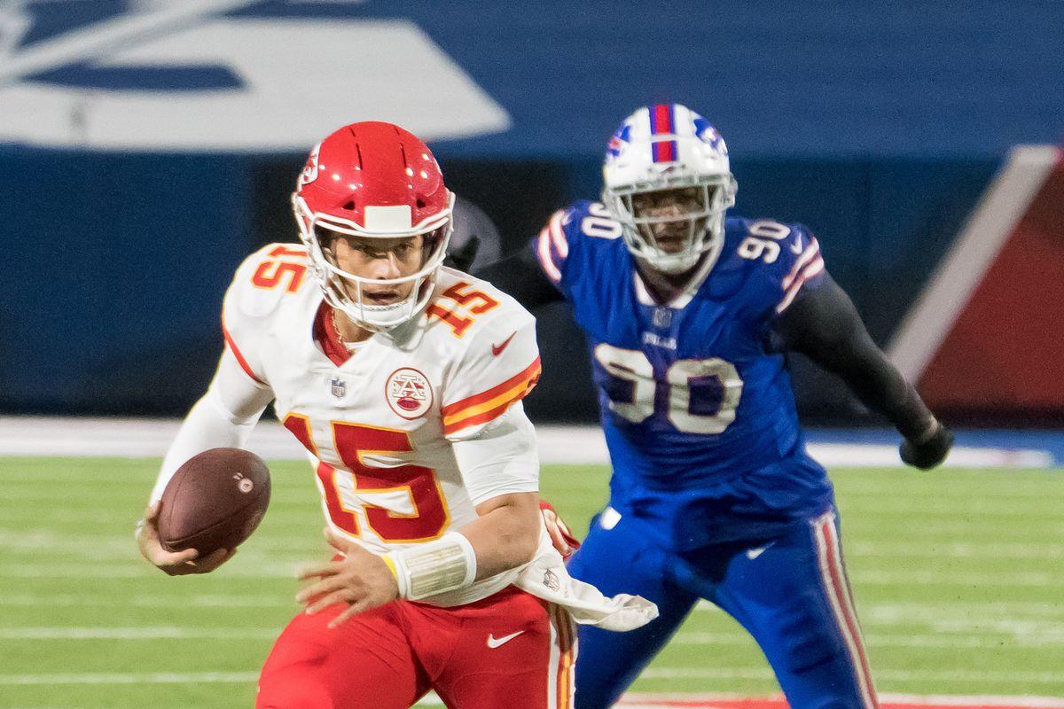NFL: Kansas City Chiefs at Buffalo Bills