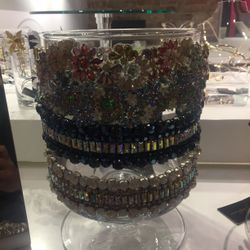 Assorted headbands, $75—$100