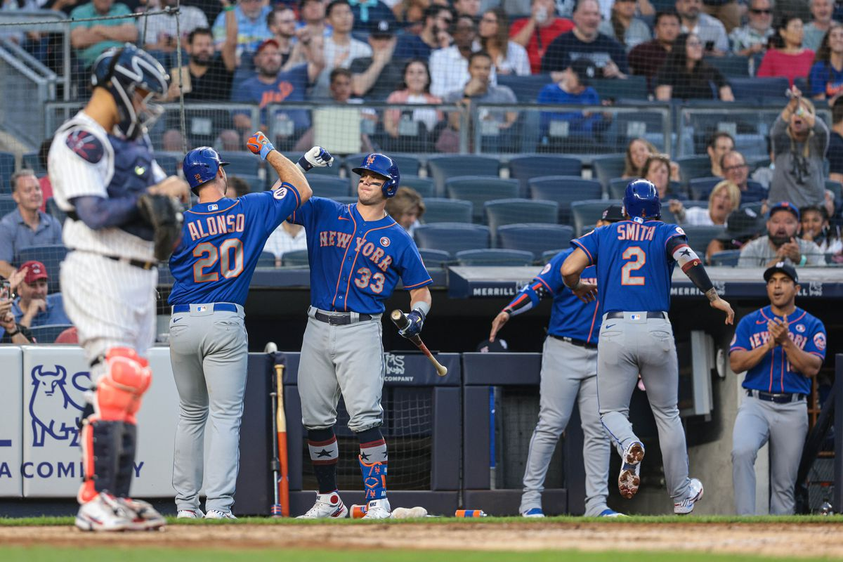 MLB: Game Two-New York Mets at New York Yankees