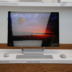 Microsoft Surface Studio Pictures