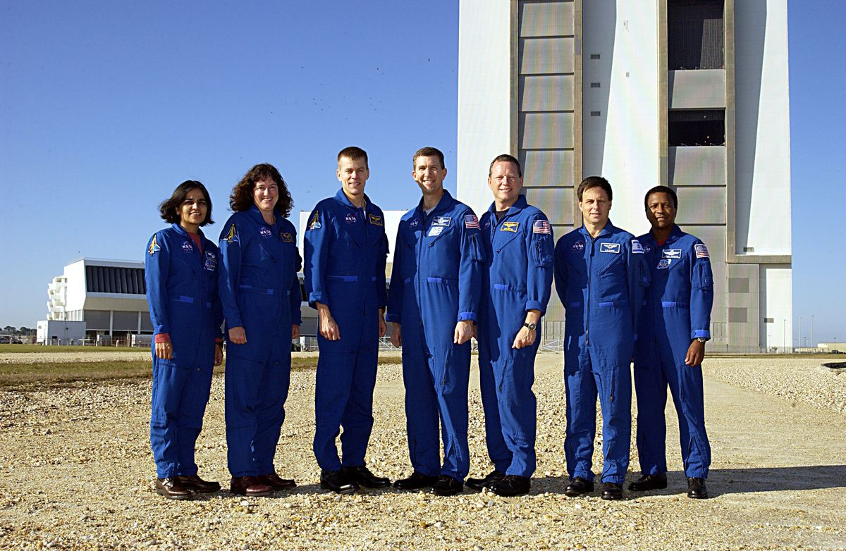 space shuttle columbia disaster engineering failure - photo #25