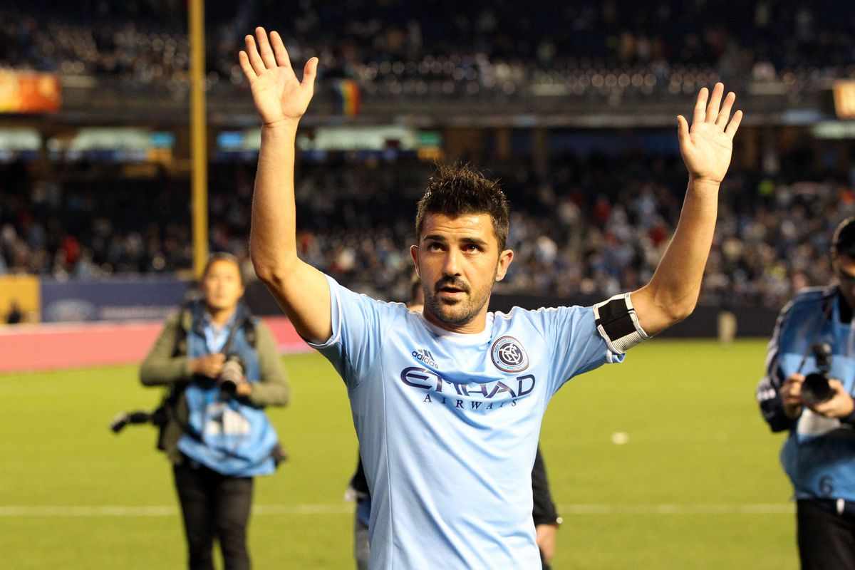 Villa waves goodbye to the teams on bye