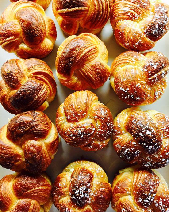 Pastries from Baguette et Chocolat