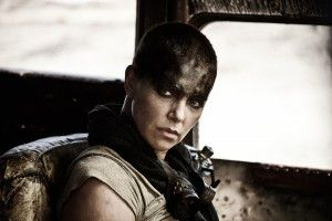 """Charlize Theron in """"Mad Max: Fury Road.""""   Warner Bros."""