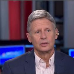 Libertarian presidential candidate Gary Johnson flubbed Thursday morning when asked about what he would do to fix problems in Syria, but he's not the only candidate to do so.