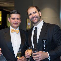 Sebastian Zutant and Mike Friedman of The Red Hen.