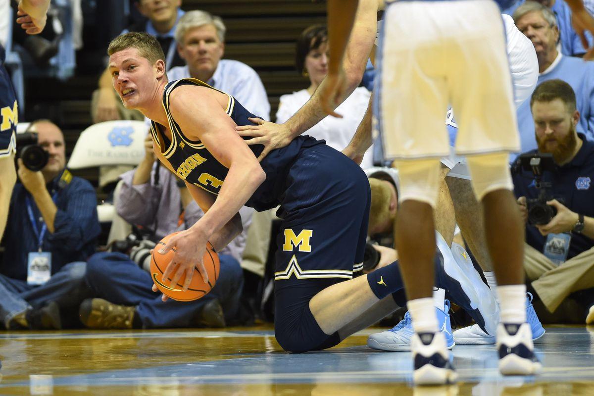 NCAA Basketball: Michigan at North Carolina