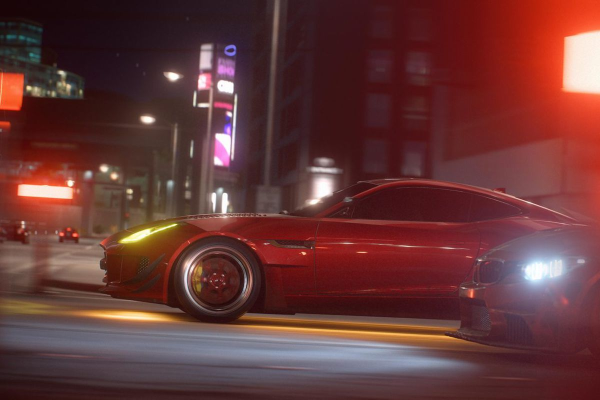 EA changes gears on player progression in Need for Speed Payback
