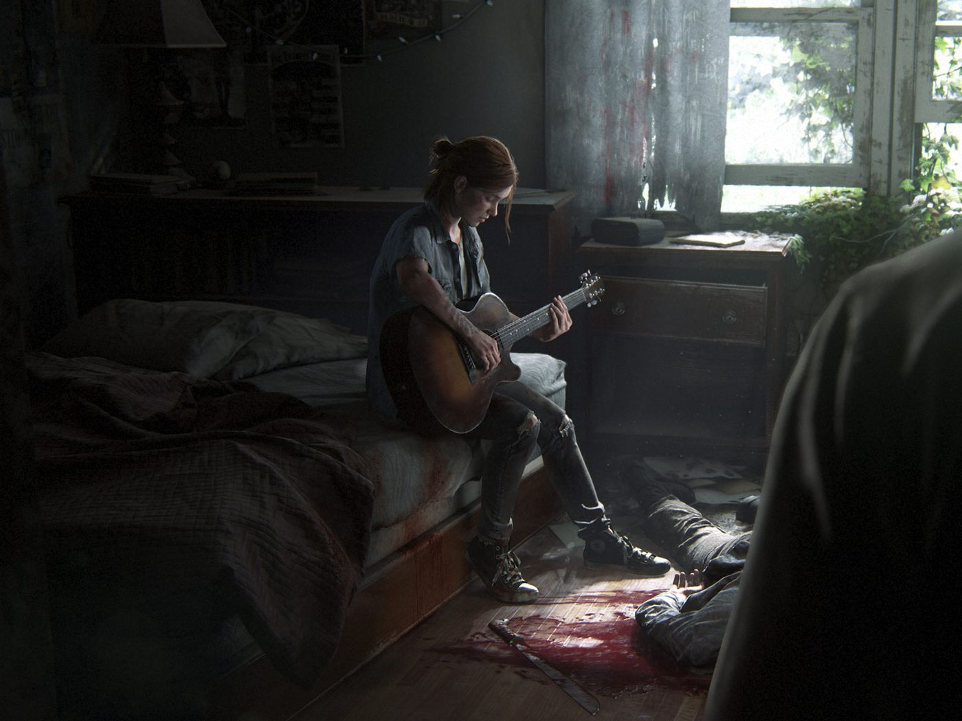 The Last Of Us Part Ii Hd Wallpapers Lust Of Us 2 Hd Wallpapers