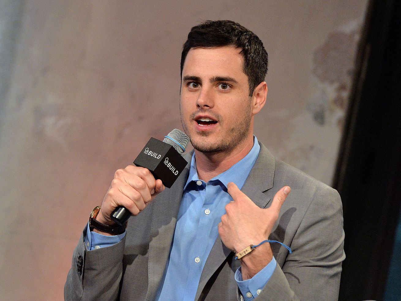 "AOL Build Speaker Series - Ben Higgins, ""The Bachelor"""