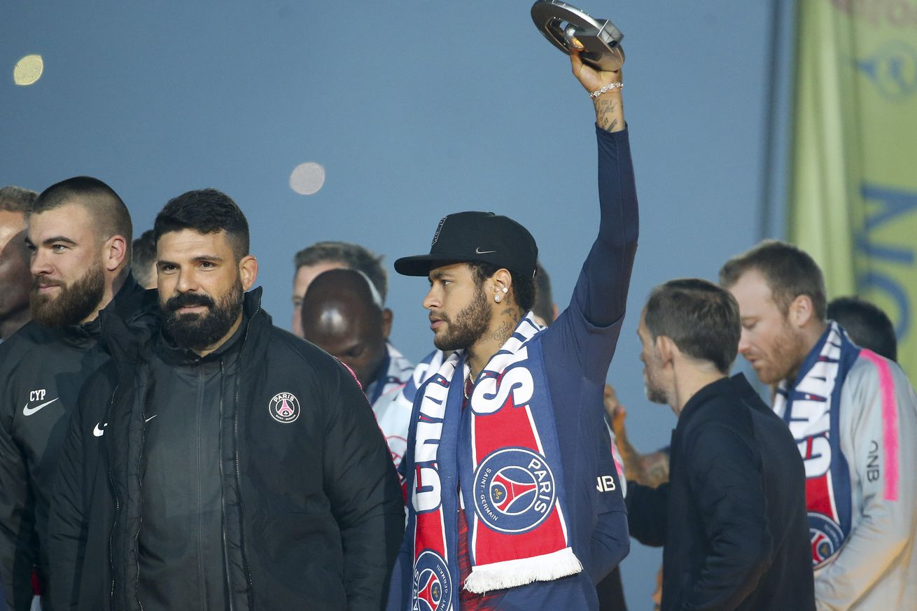 PSG are reportedly irritated by Barca?s silence over Neymar