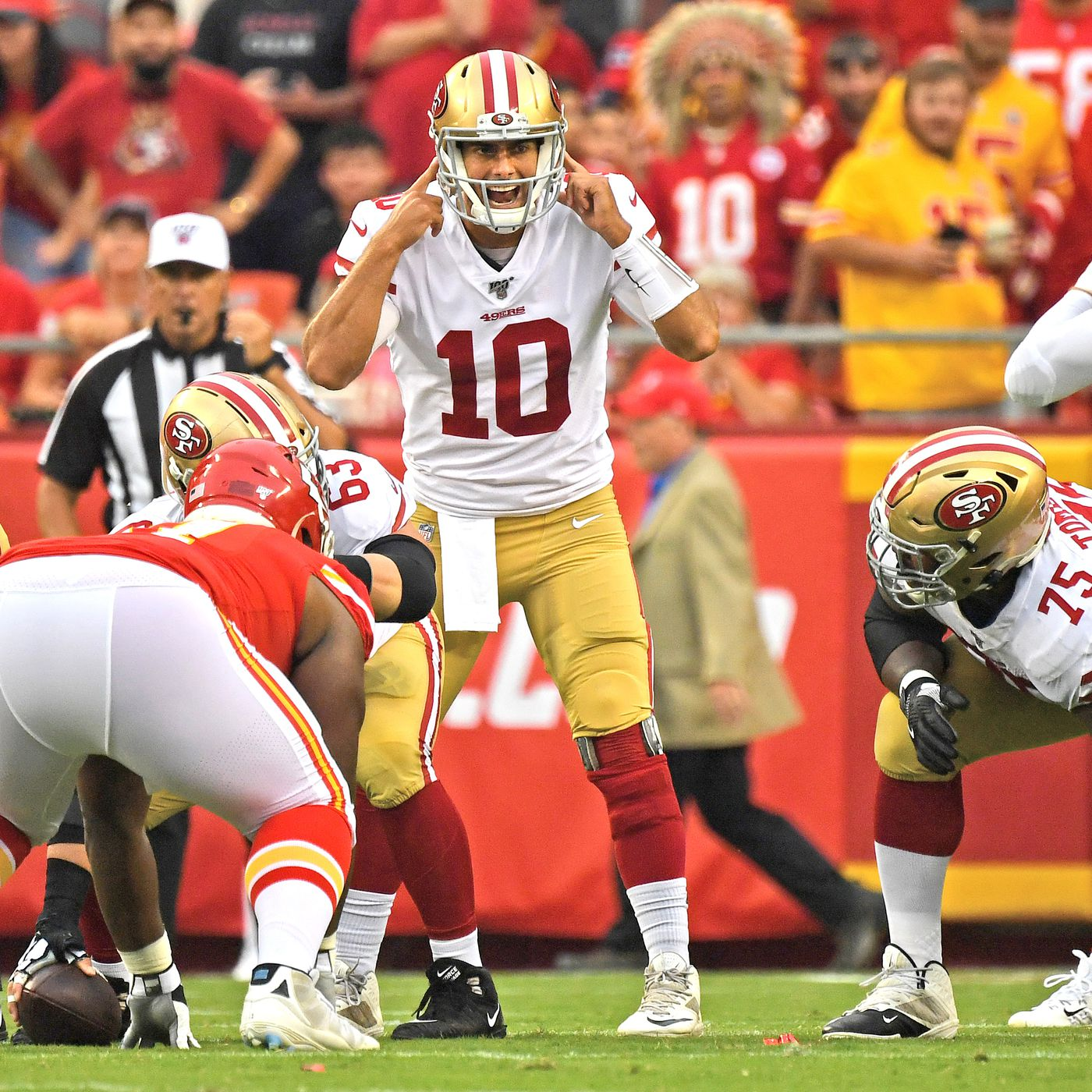 49ers Film room: The good, the bad, and the ugly of Jimmy