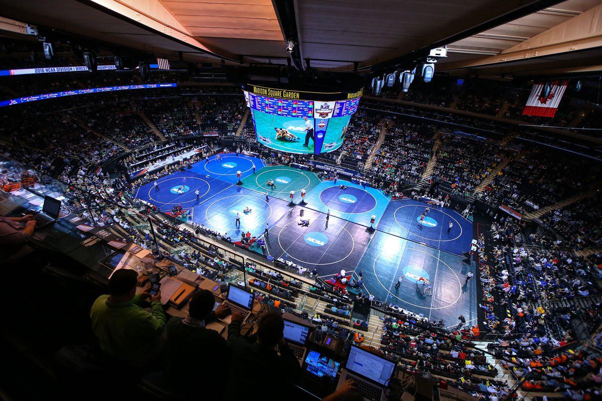 NCAA WRESTLING: MAR 17 Division I Championships