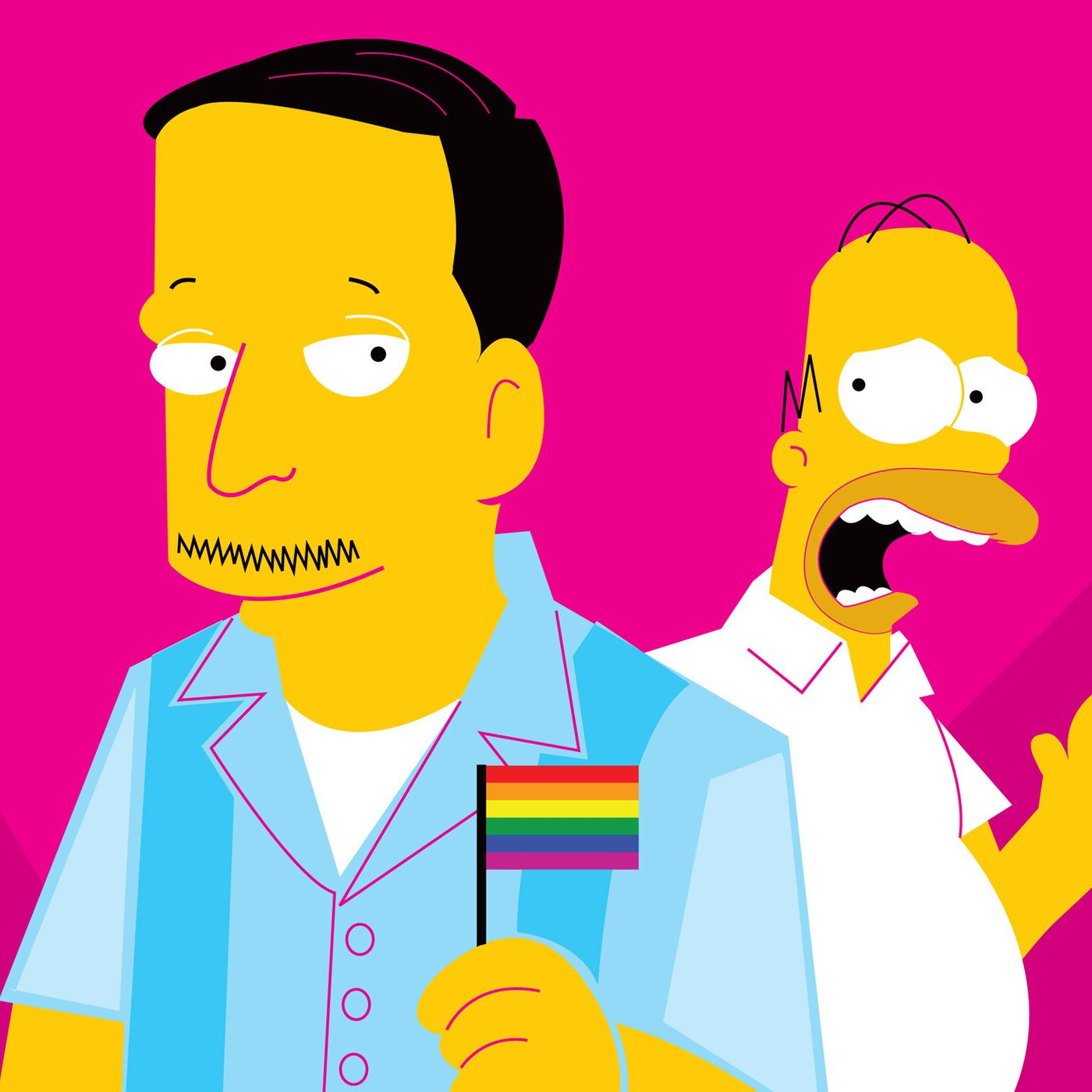 When The Simpsons Came Out Of The Closet The Ringer