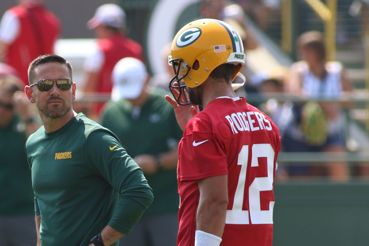 NFL: JUL 25 Packers Training Camp