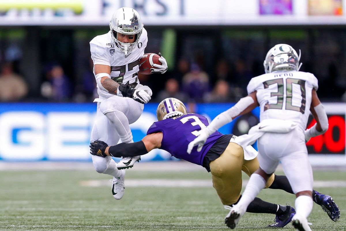 Grading the Game: Oregon
