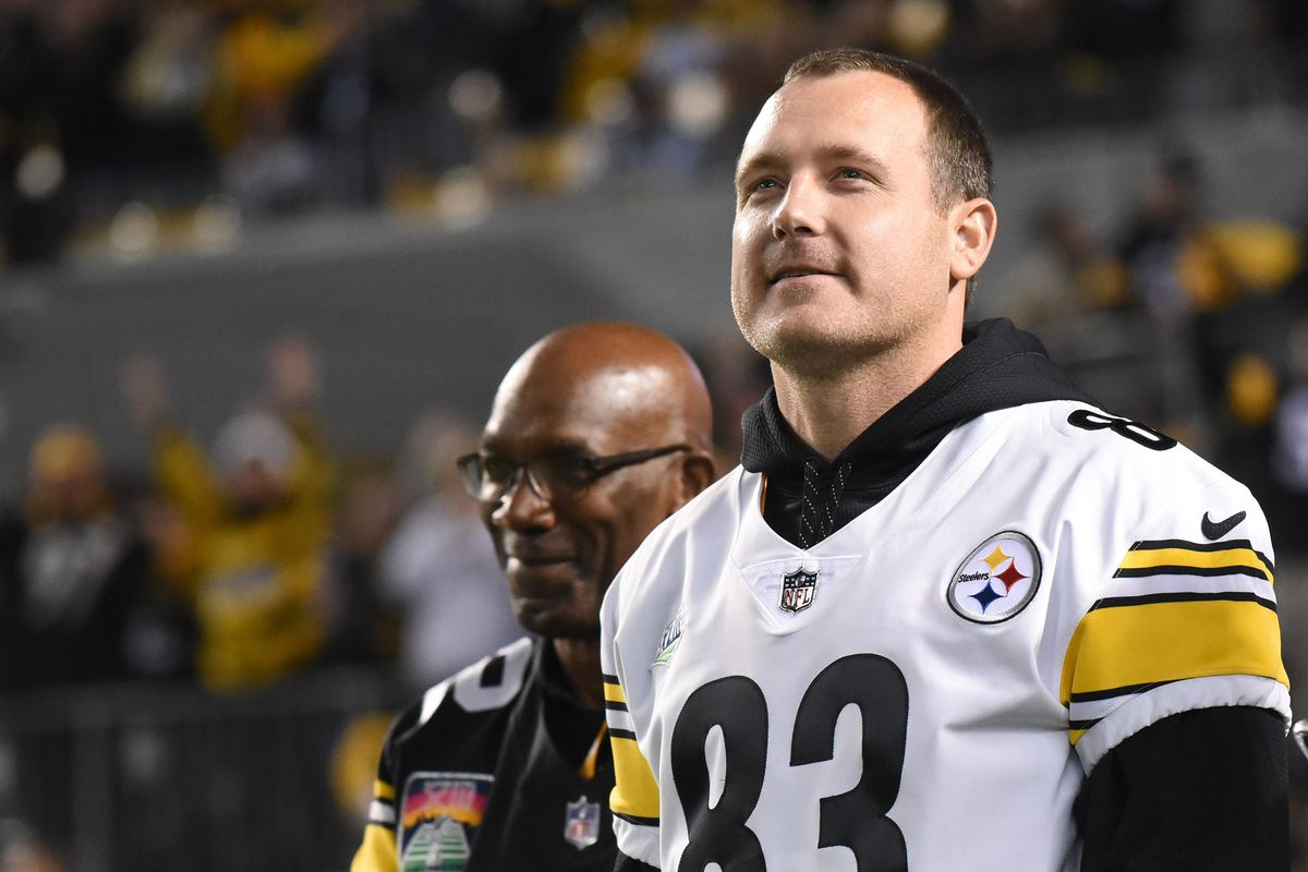 Pittsburgh Steelers had one of the best, and worst TEs of the ...