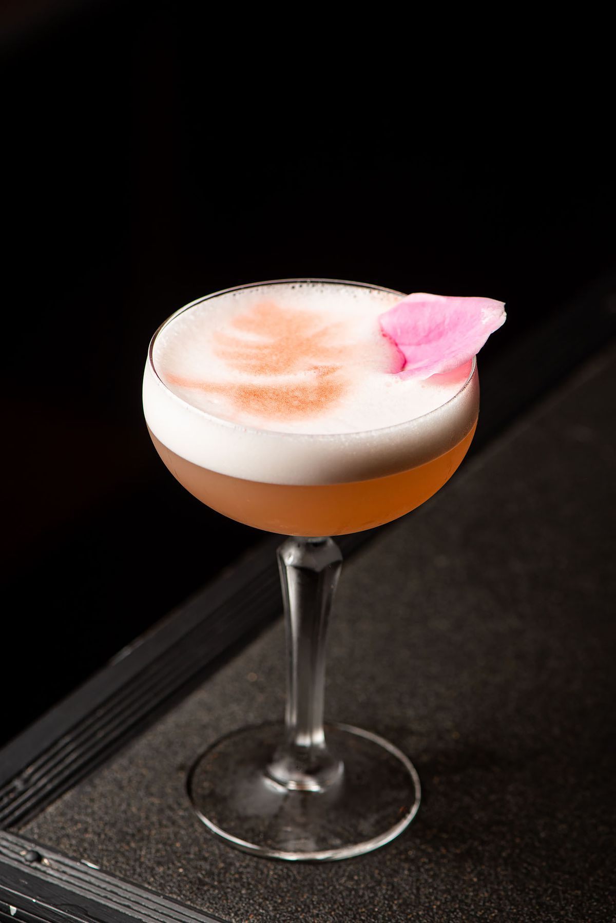 Desert rose cocktail at Canary Club.