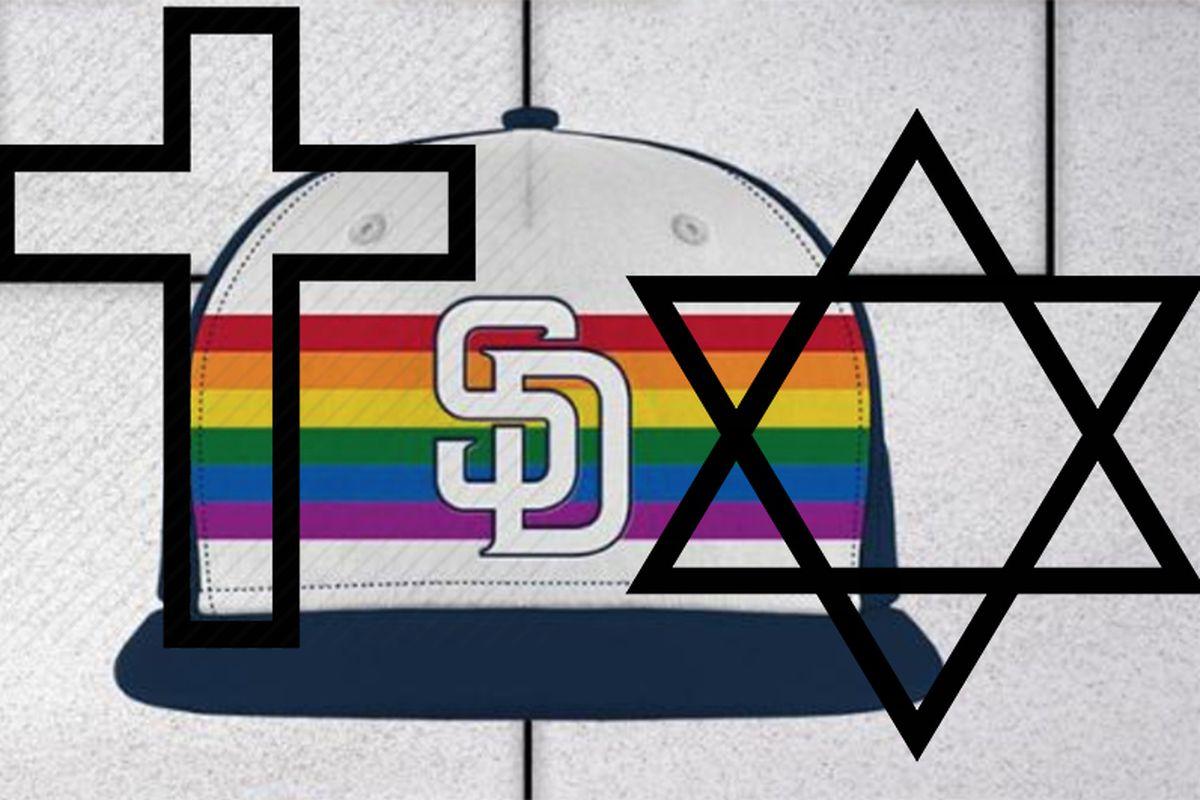 Padres offer refunds for hosting LGBT pride game on Good