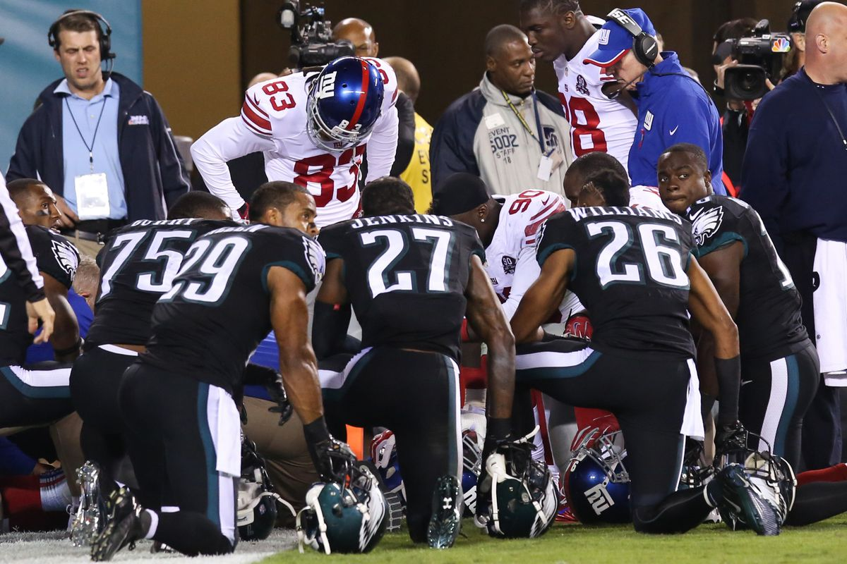 Victor Cruz Injury Giants React To Loss Of Star Wide