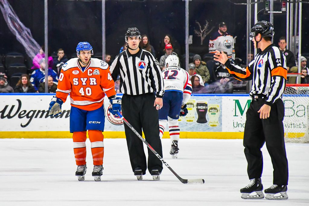 Photo Gallery Second Half Of The Syracuse Crunch Season Raw Charge
