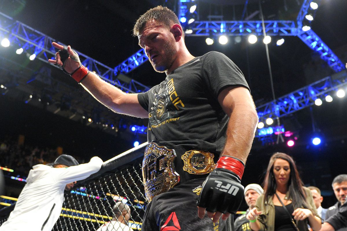 MMA: UFC 220- Miocic vs Ngannou