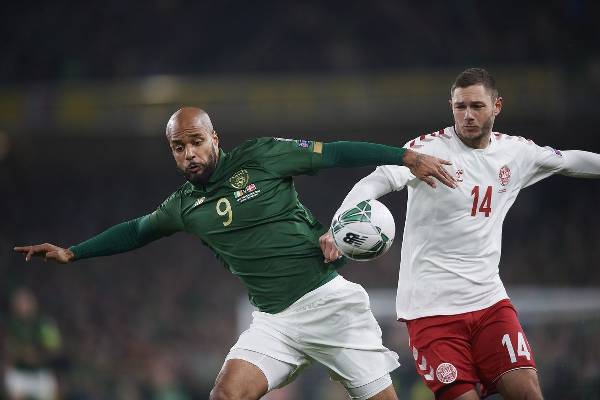 Ireland vs Denmark - UEFA EURO 2020 Qualifier