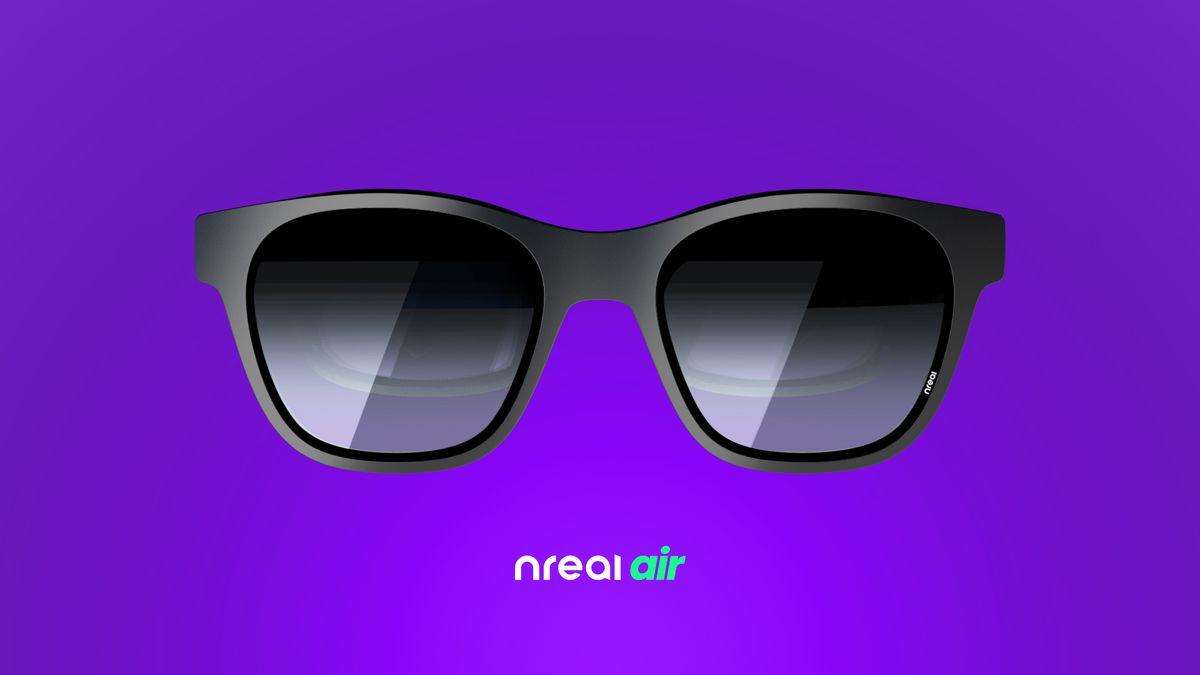 Nreal Air AR glasses