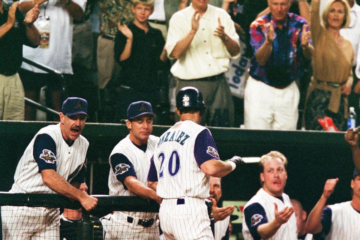 World Series - New York Yankees v Arizona Diamondbacks - Game One