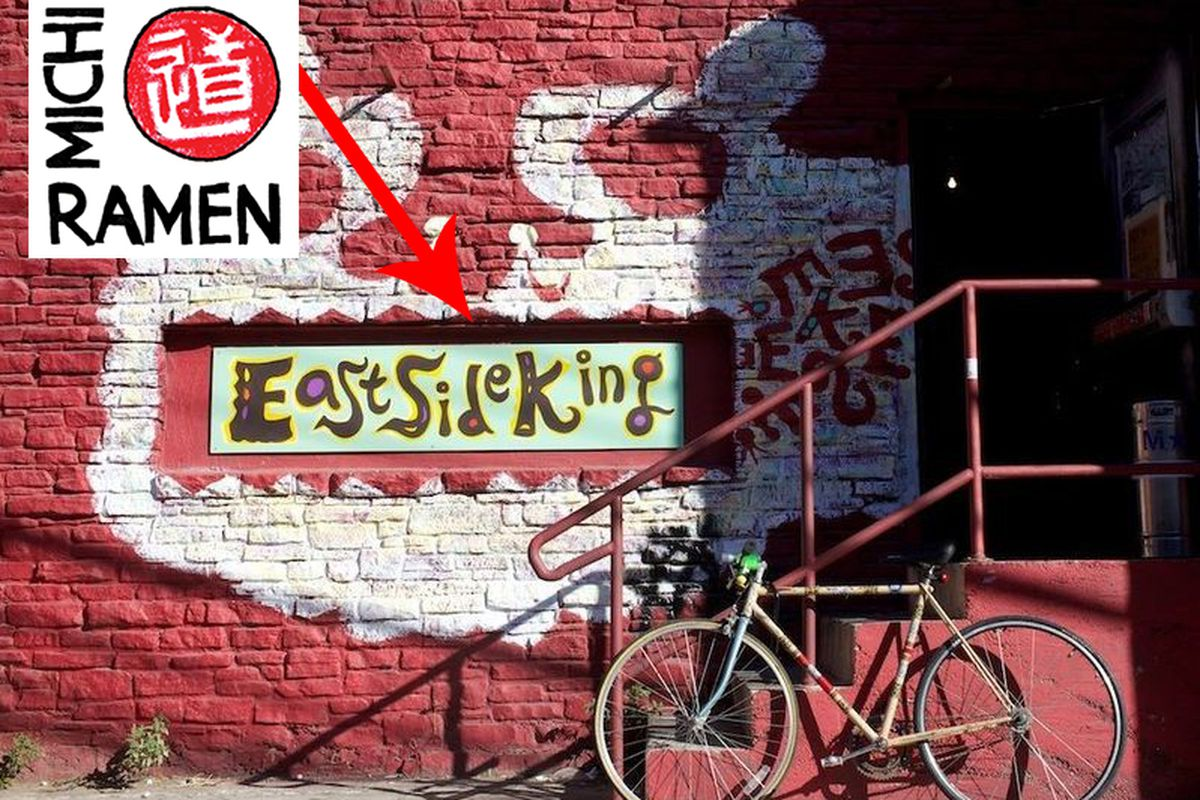 Michi Ramen takes over East Side King