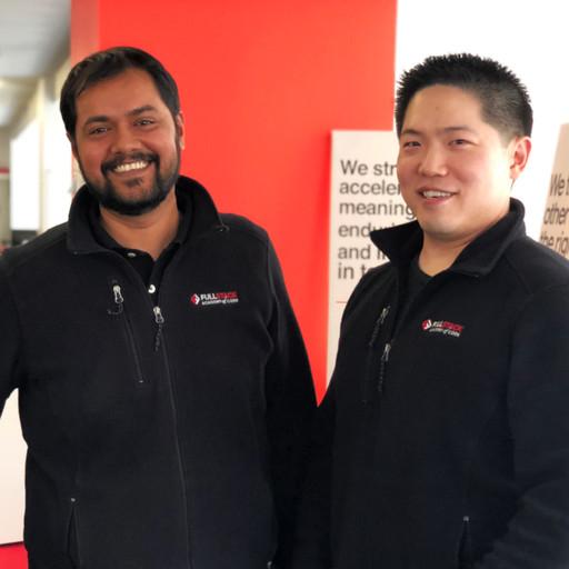 David Yang and Nimit Maru