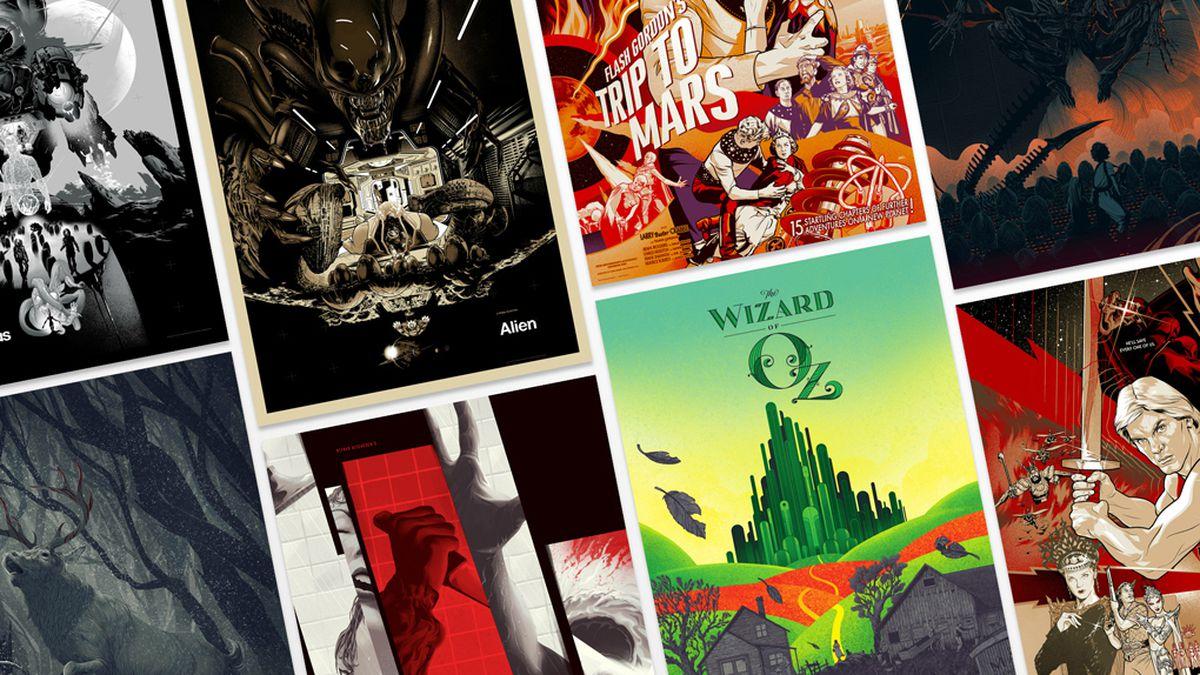 Mondo And The Lost Art Of The Movie Poster The Verge