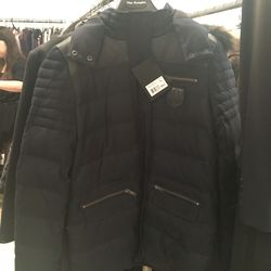 Men's outerwear, $295 (from $725)