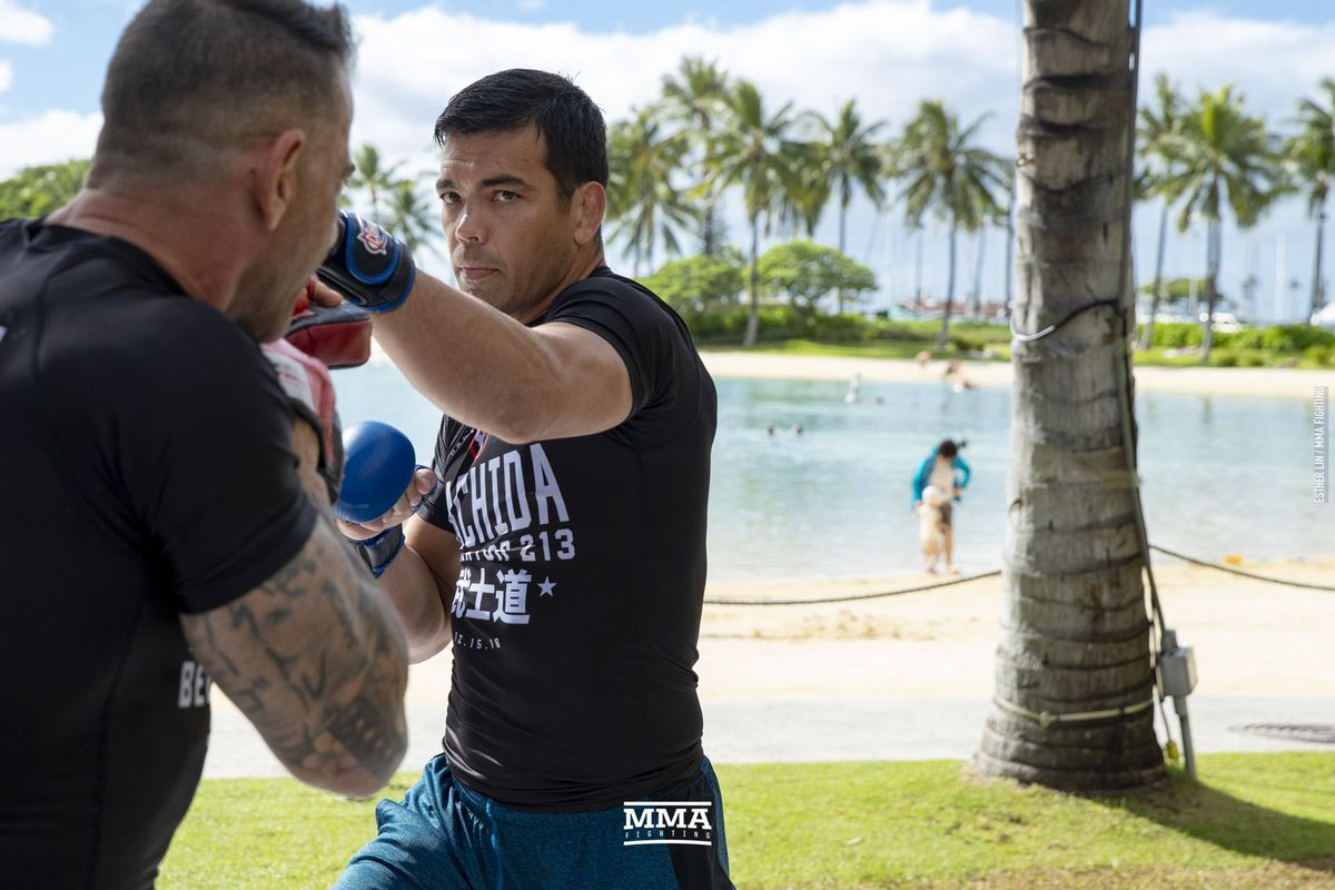 Lyoto Machida believes win over Chael Sonnen leads to title shot against either Gegard Mousasi or Ryan Bader