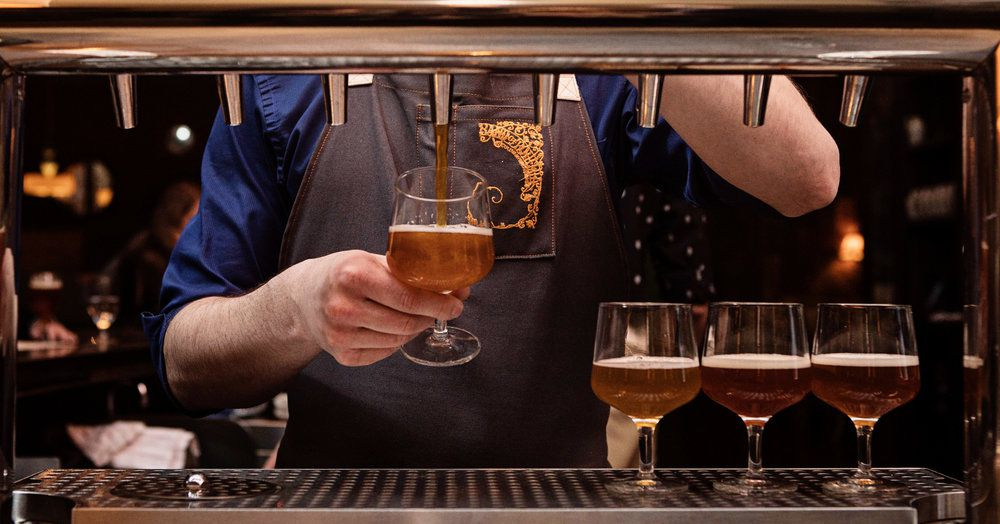 The World's First Michelin-Starred Brewpub Wants to Expand With a Taproom