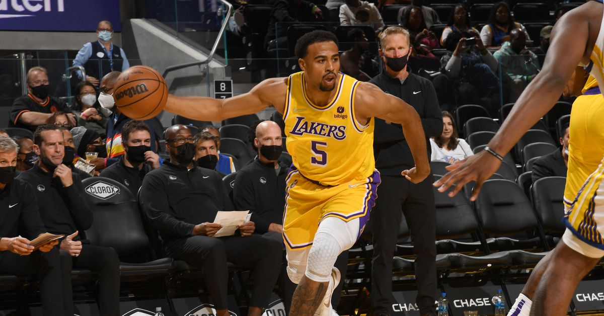 Lakers Injury News: Talen Horton-Tucker to reevaluated in four weeks - Silver Screen and Roll